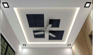 False Ceiling Designers In Hyderabad Glass Designers In